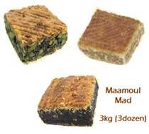 Maamoul Mad - 3 Dozens